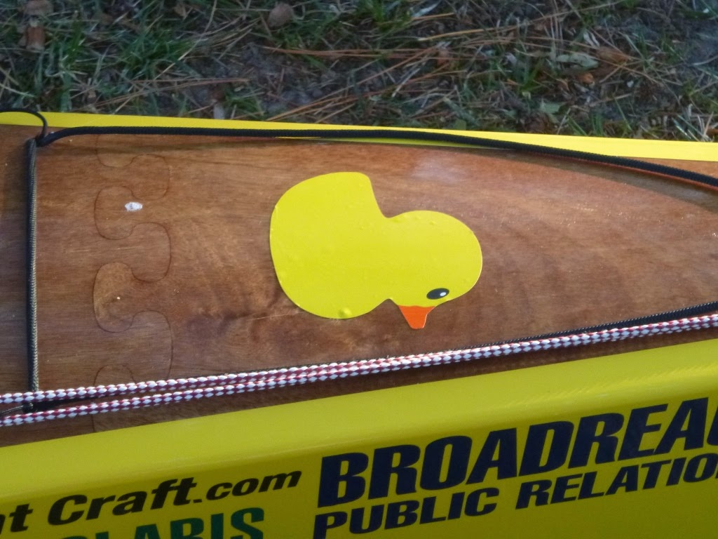 Kayak for Safe Passage Kids: Paddle Day 66: Duck Hunting, Rubber ...