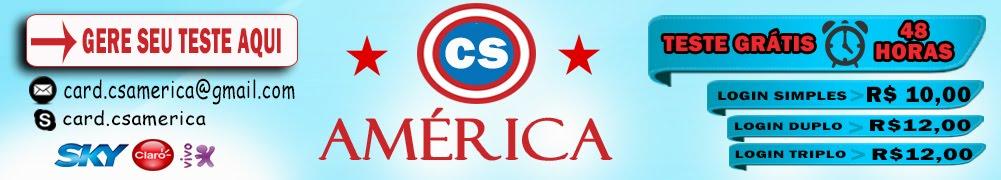 CS AMERICA TESTE