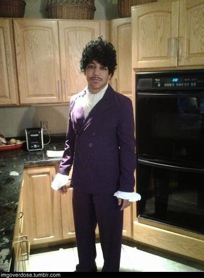 DIY Prince Costume