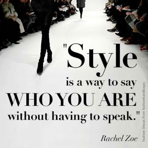 Fashion Beauty Quotes Van Mode Iconen