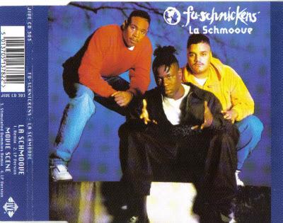 Fu-Schnickens – La Schmoove (Promo CDS) (1992) (320 kbps)