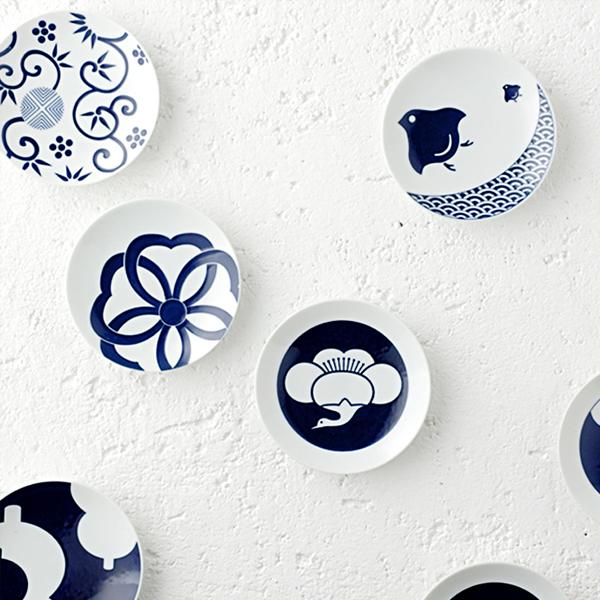 KIHARA キハラ 小紋の豆皿