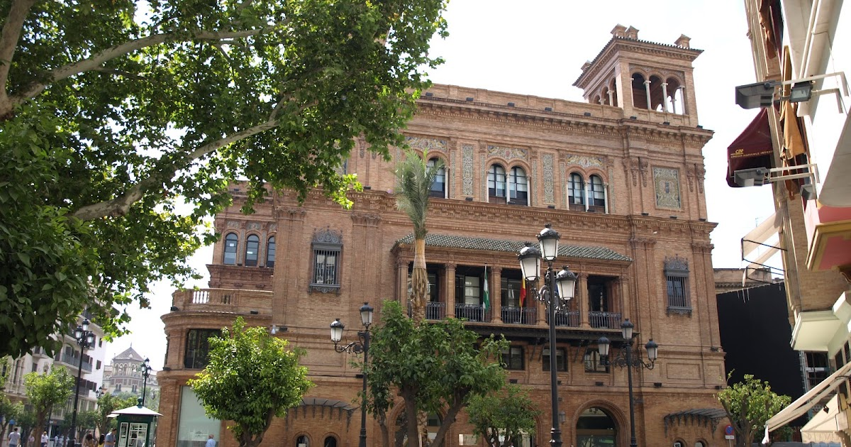 Sevilla daily photo el teatro coliseo for Sala 0 teatro sevilla