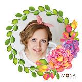Дизайнер блога  MoNa Design