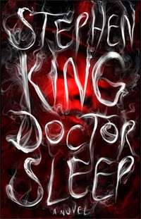 "cover to ""doctor sleep: a novel"" by stephen king"