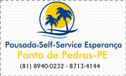 Divulgação: Pousada e Self - Service Esperança