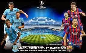 Manchester City O-2 Barcelona # Tous les Buts