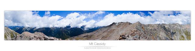 Kocewiak - Widok z Mt Cassidy