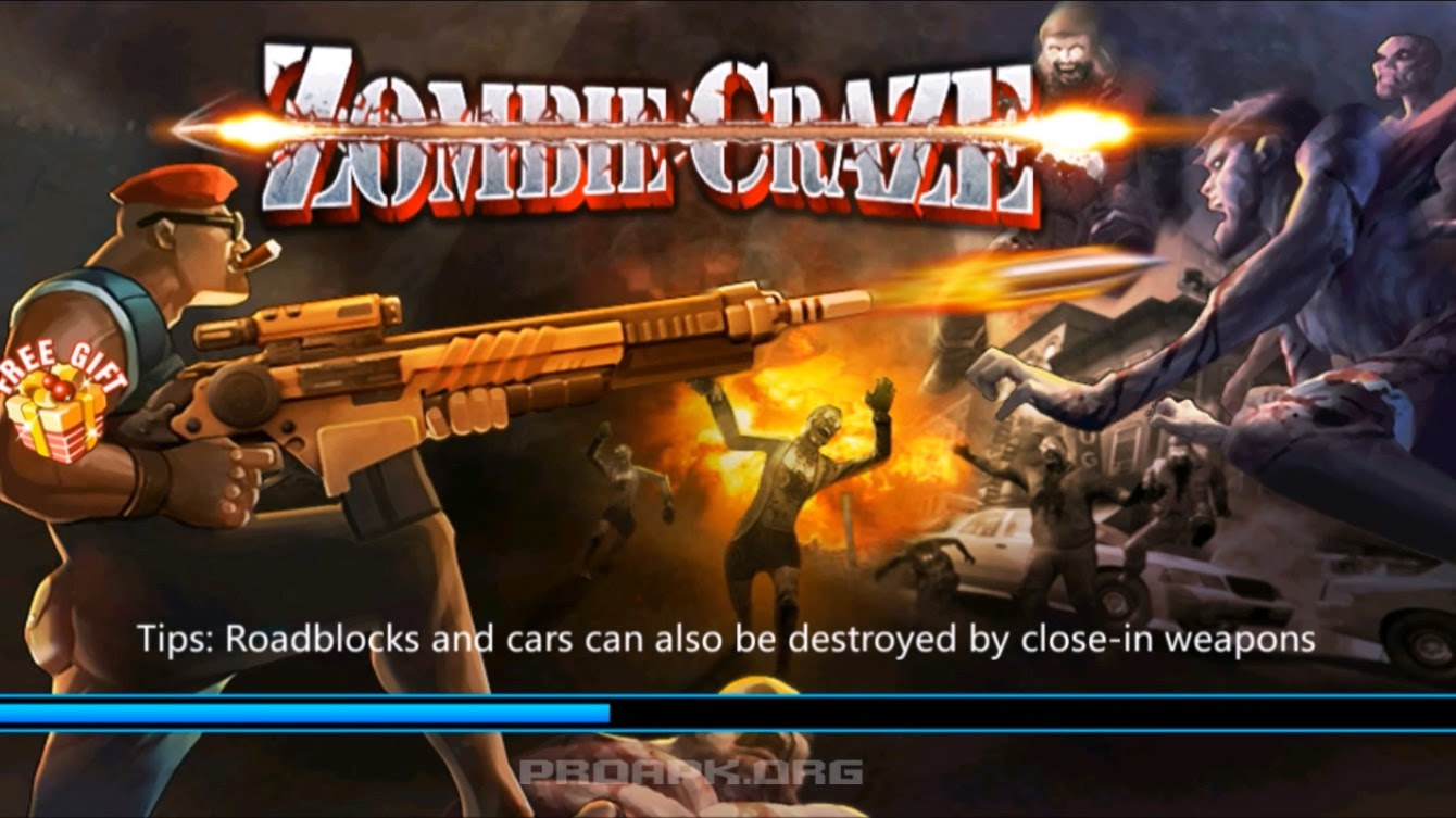 Zombie Craze Gameplay Android