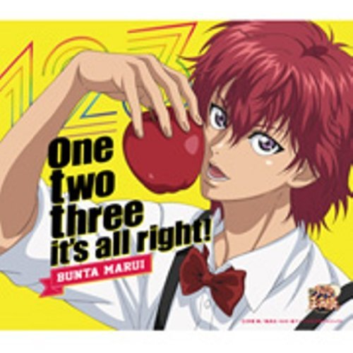 One Two Three It's All Right (Prince Of Tennis Character CD