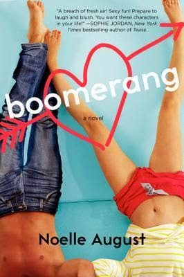 Boomerang book cover