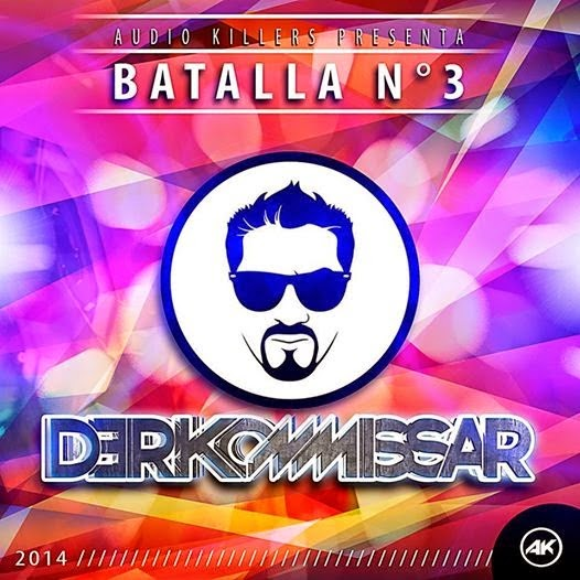 Derkommissar - Batalla Vol. 3 (Audio Killers Records) (2014)