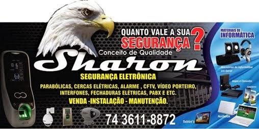 Sharon Segurança Eletrônica