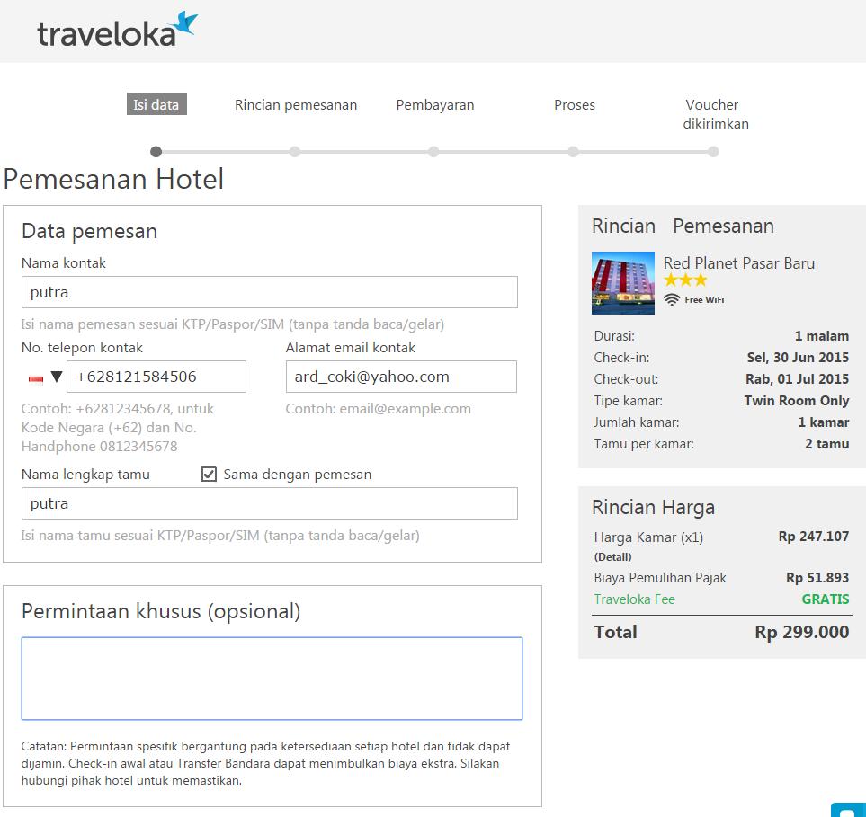 Akuntansi At Mercubuanajogja Keja Sama Online Hotel Budi Dan