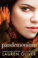 Pandemonium by Lauren Oliver - Top Ten Tuesday(4)