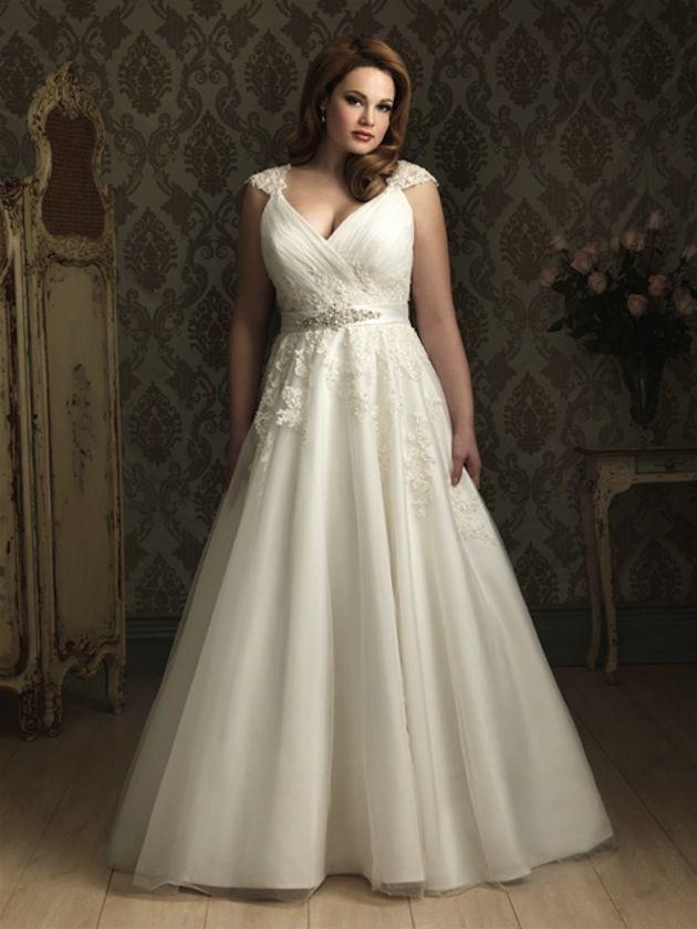 Increíbles vestidos de novias | Moda y Belleza para gorditas