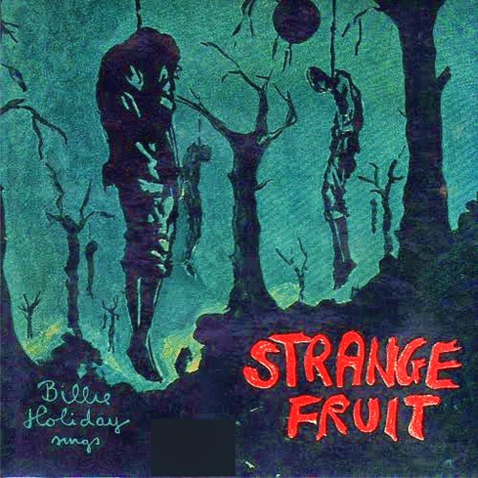 """""""Strange Fruit"""", 1939"""