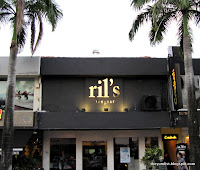 Ril's Bangsar, steakhouse, cocktails, best restaurants Bangsar
