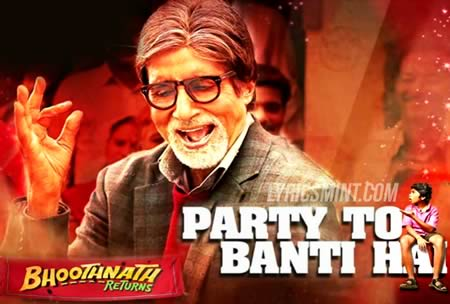 Party To Banti Hai - Amitabh Bachchan