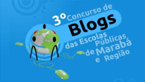 LOGO - 3º CONCURSO DE BLOG