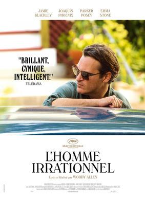 Au cinéma : L'Homme irrationnel