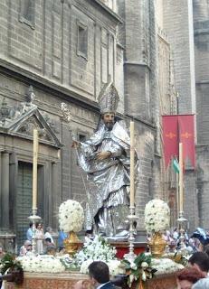 Corpus Christi Sevilla - San Isidoro