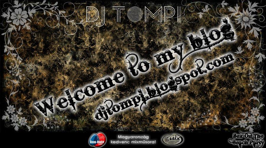 DJ Tompi Blogja
