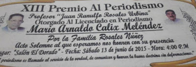 Olanchito,Honduras,periodismo Olanchito,