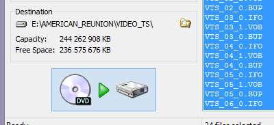 como copiar filme do DVD para o PC