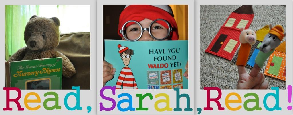 Read, Sarah, Read!