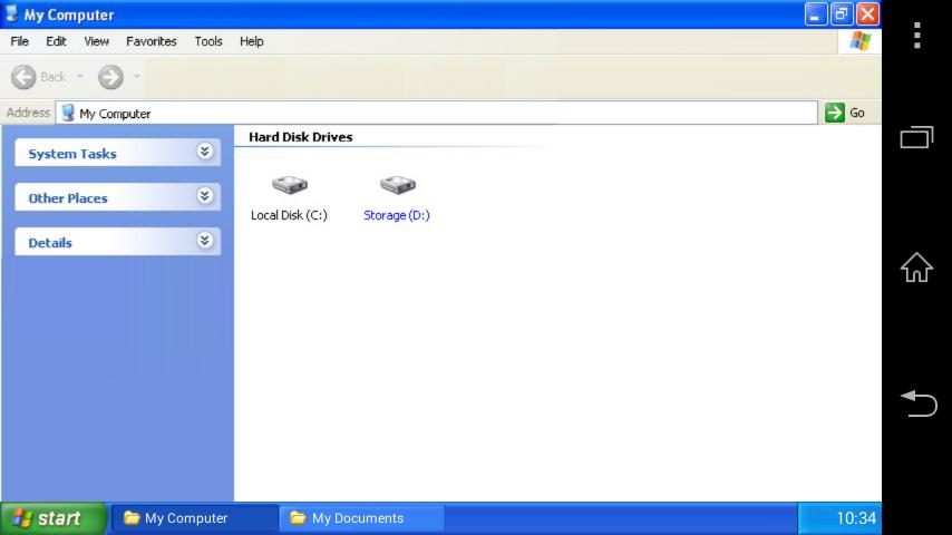 Cara Merubah Tampilan Android Seperti Windows XP