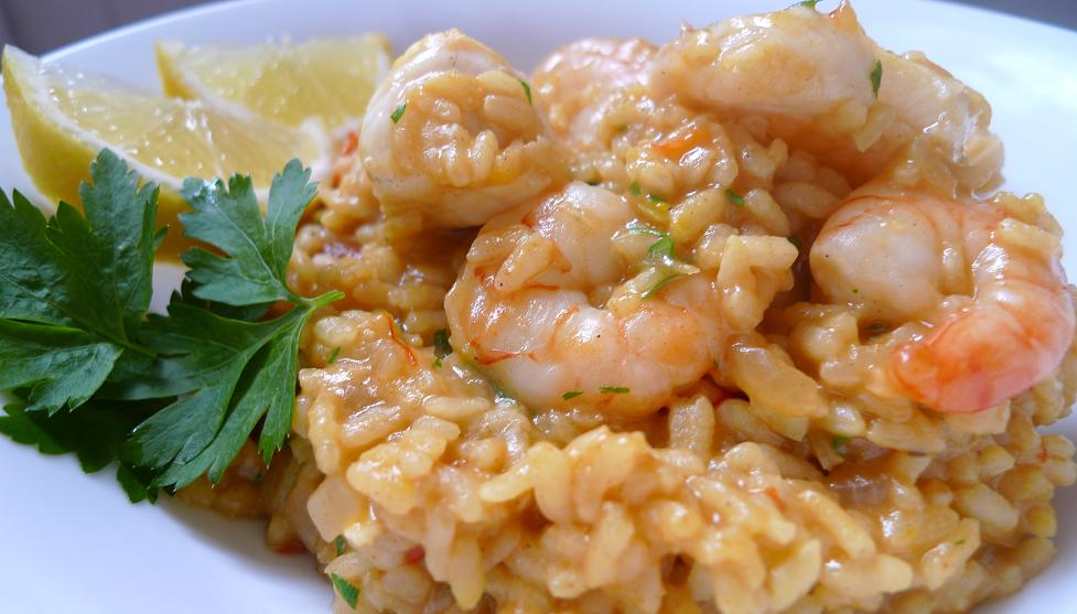 seafood risotto recipe gordon ramsay