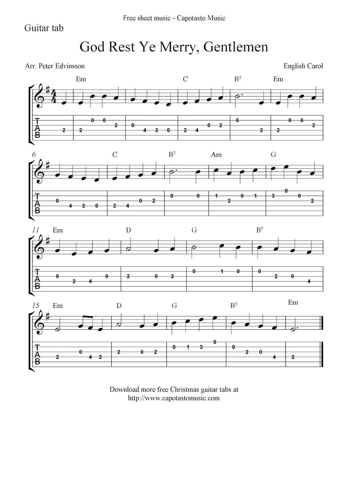 Moderne Weihnachtslieder für eine Band... IN DER KIRCHE