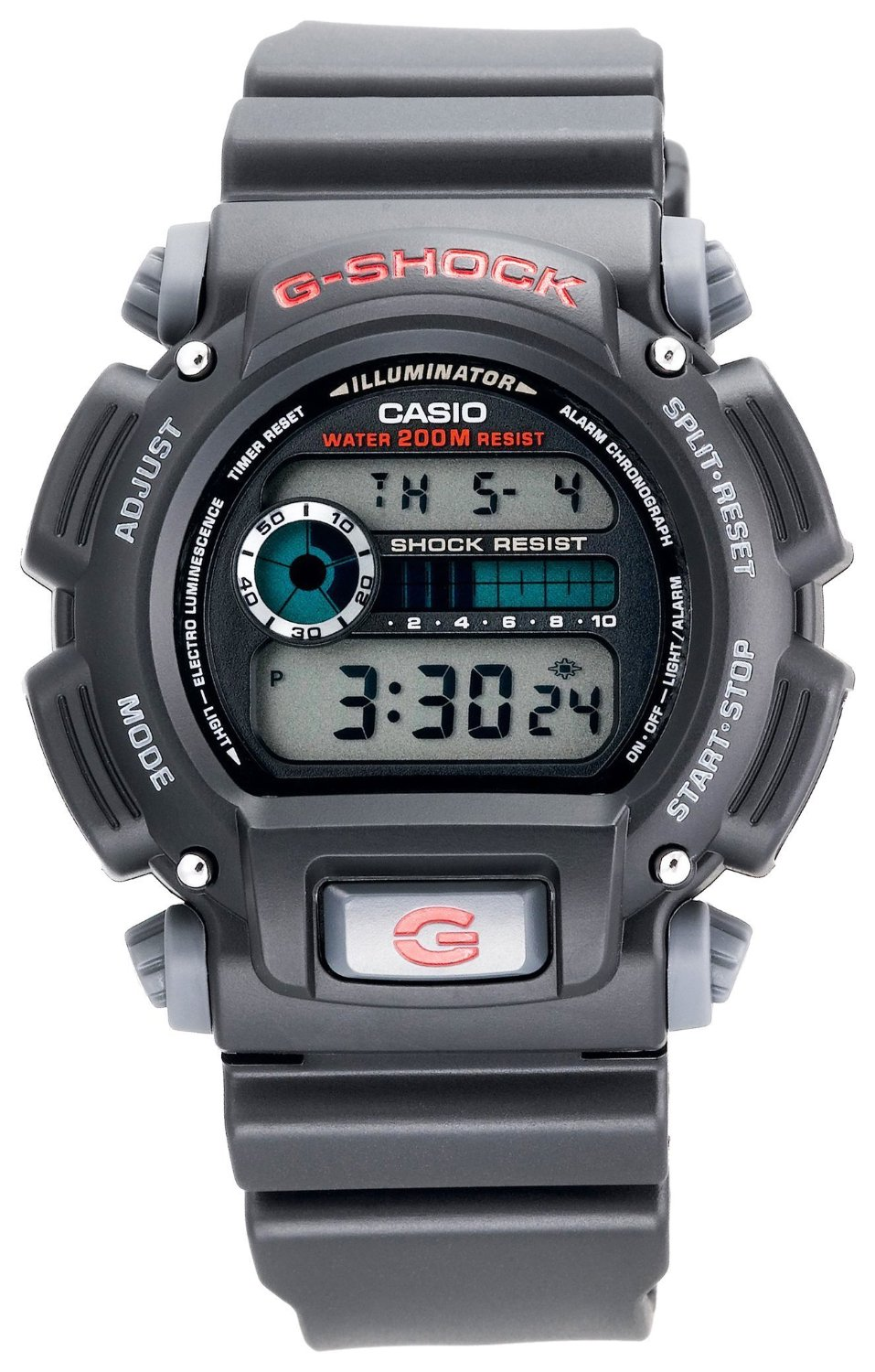 Casio Mens Dw9052 1v G Shock Classic on Skip Counting By 2