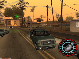 Baixar mod de Velocímetro Para GTA San Andreas