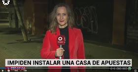 Cruzada contra las casas de apuestas en Aluche