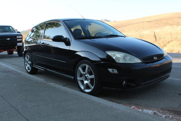 daily turismo 10k out of focus 2004 ford focus svt. Black Bedroom Furniture Sets. Home Design Ideas