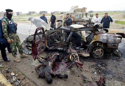 Presuntas responsabilidades de Capriles en hechos violentos Guerra+irak