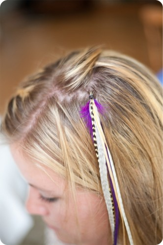 Feather Hair Extensions Diy 121