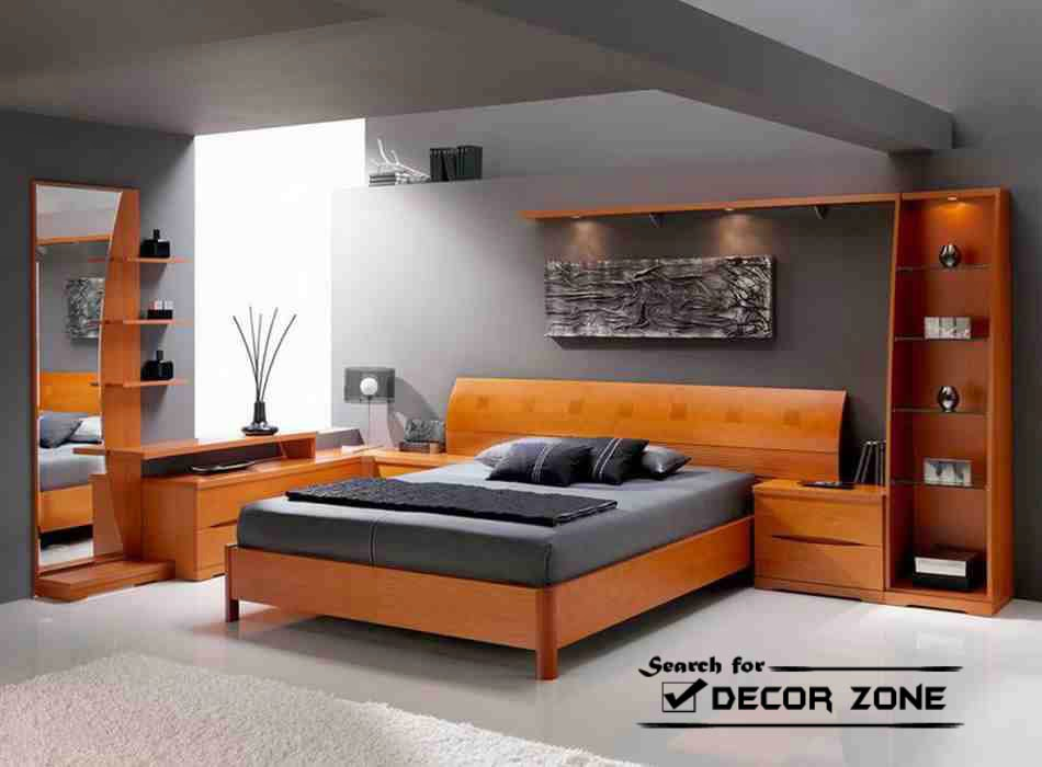 small bedroom furniture designs and lighting ideas