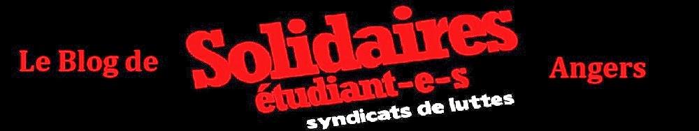 Le blog de Solidaires Etudiant-e-s Angers