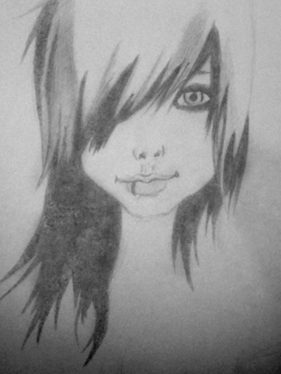 ♥Loq Si Nenek Kebayan♥: sketch n colouring
