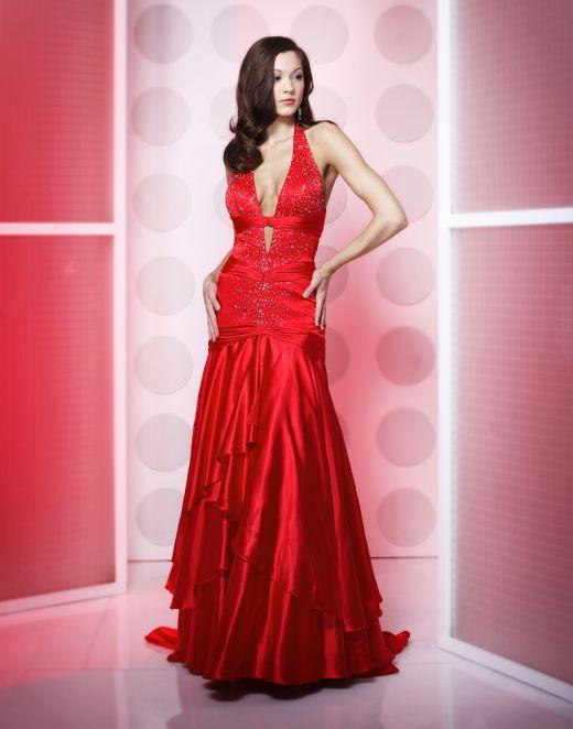 Red dresses Bridal Looks