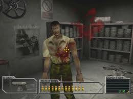 Resident Evil Survivor Screentshot