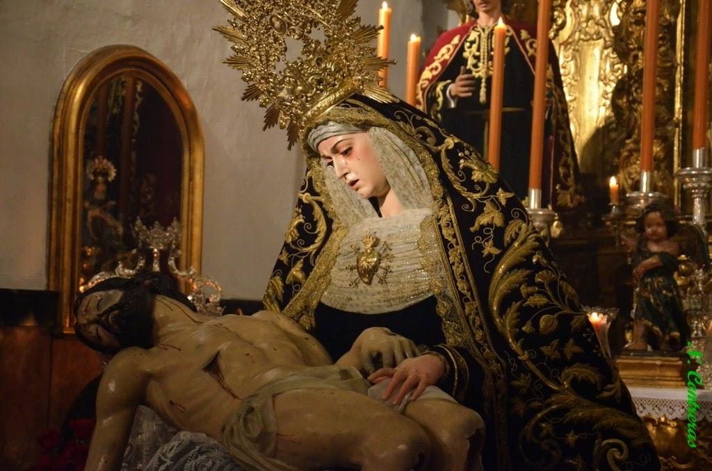 Hdad. de los Servitas - Sevilla