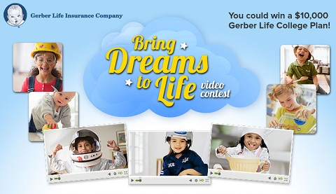 Bring Dreams to Life contest