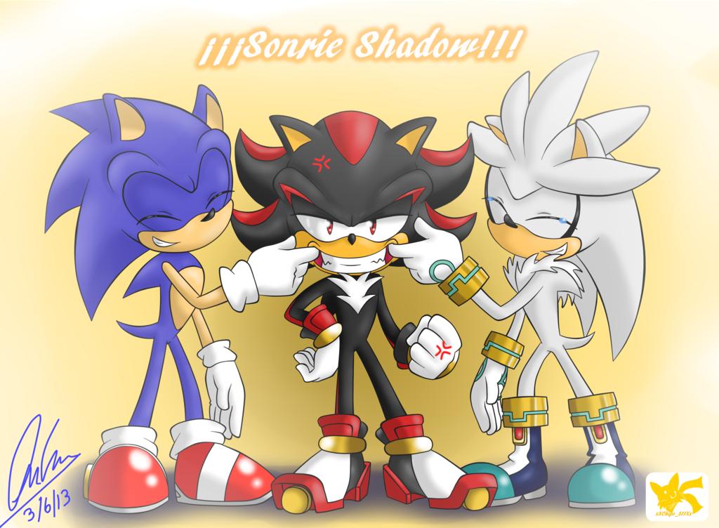 Sonic dibujos agosto 2013