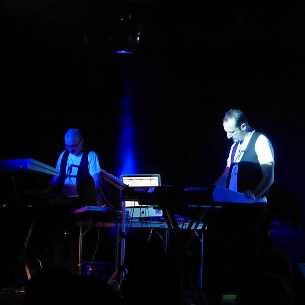 Alerick Project live @ Electronic Circus 2014 / photo S. Mazars