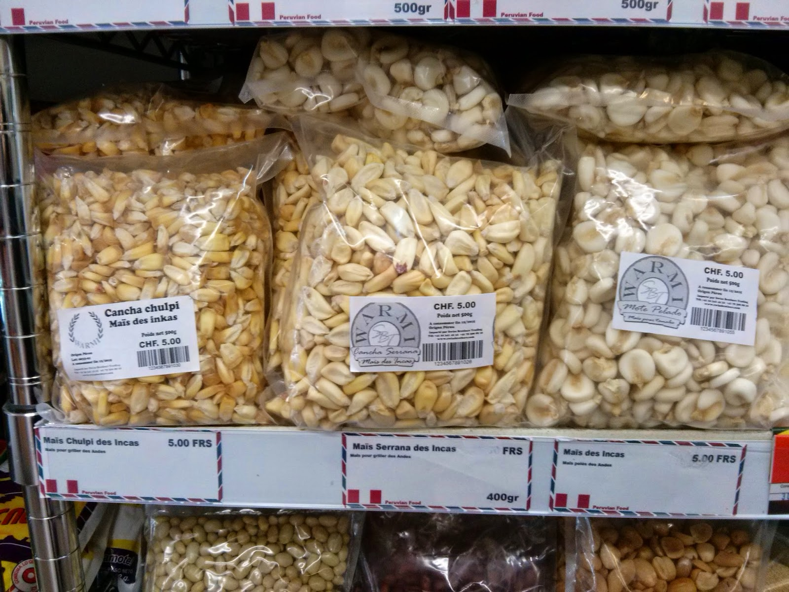 hominy men Hominy made from our white hickory king corn is packaged in 15 pound  packages and frozen the delicious taste of hickory king is known to make the  best.