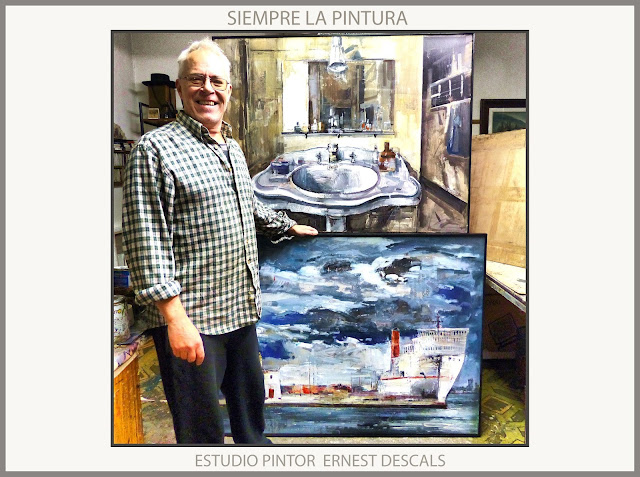 PINTURA-ESTUDIO-MANRESA-CATALUNYA-PINTURAS-PINTAR-CUADROS-ARTISTA-PINTOR-ERNEST DESCALS-
